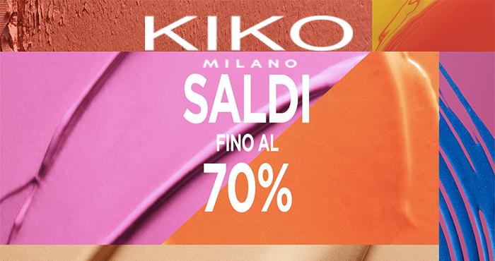 Come risparmiare il 70% sul makeup KIKO